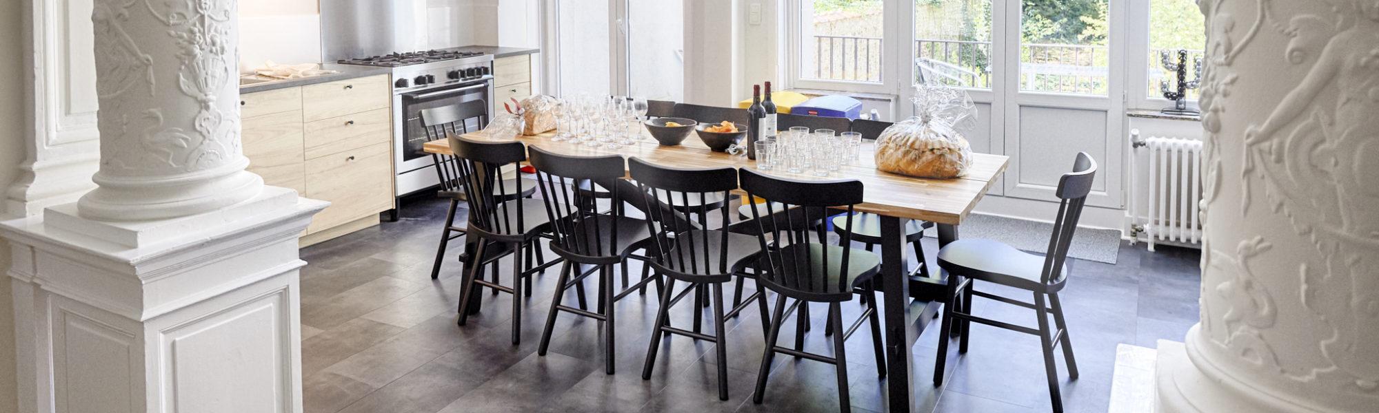 Michel-Ange-Kitchen