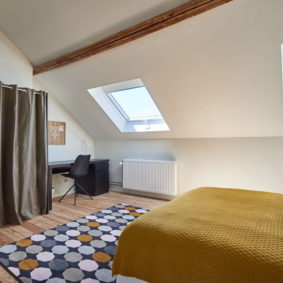 beautiful sunny room in acoliving house for expats in Brussels