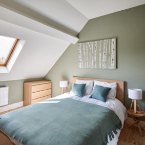 room decorated with style including a private shower in a fully renovated shared house to rent with people
