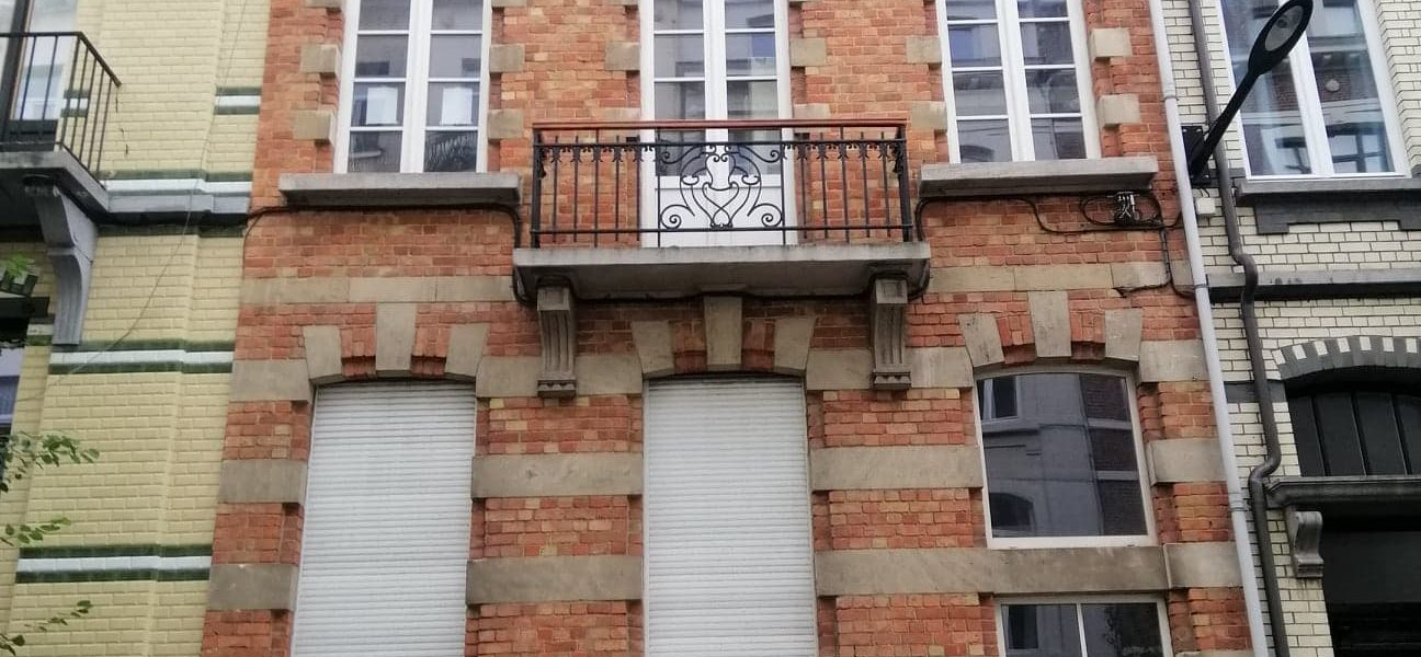 new house opening in Ixelles for coliving with expats and young workers
