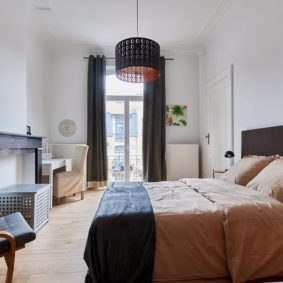 fully furnished room in a fully-refurbished shared flat of 2020 for expats in Brussels