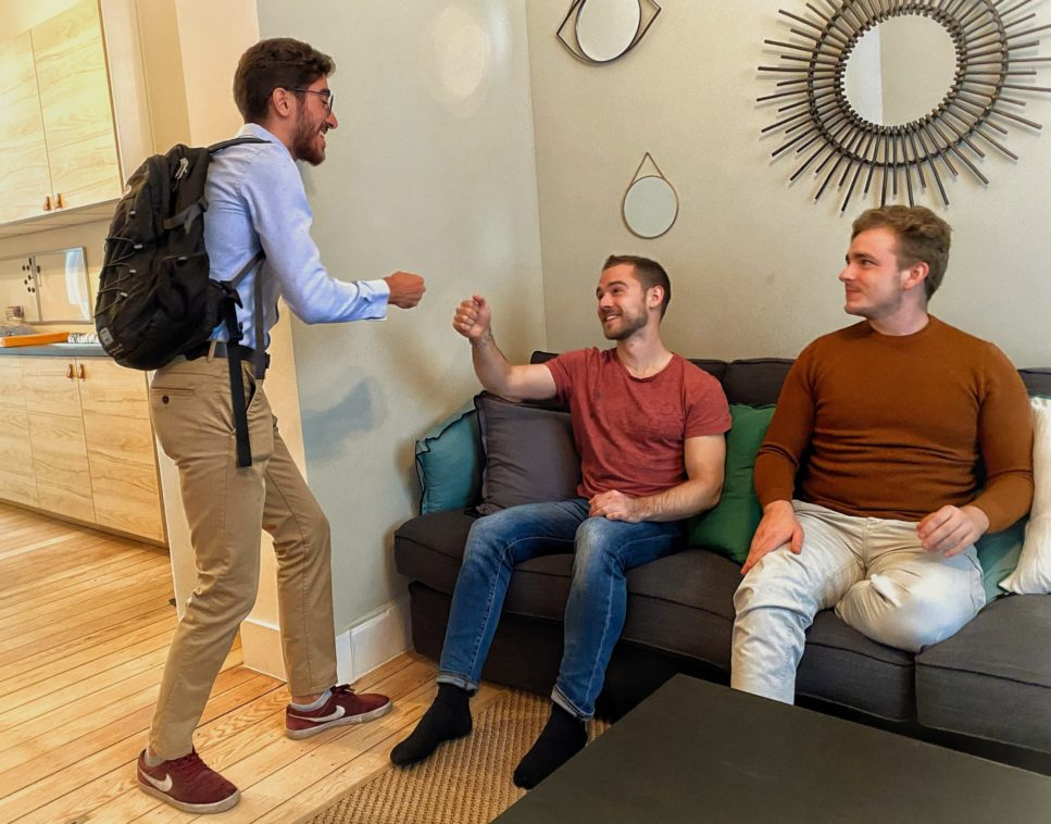 Community driven house to share with expats in Brussels near the European area