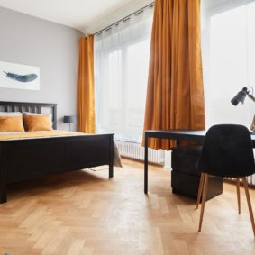 Comfortable room in a well-located house to share with community-driven expats