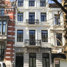 Beautiful house in Saint-Gilles for 9 like-minded housemates with international background